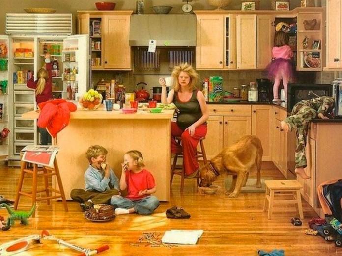«Сидишь дома и ничего не делаешь»: гениальный ответ женщины на постоянные упреки мужа