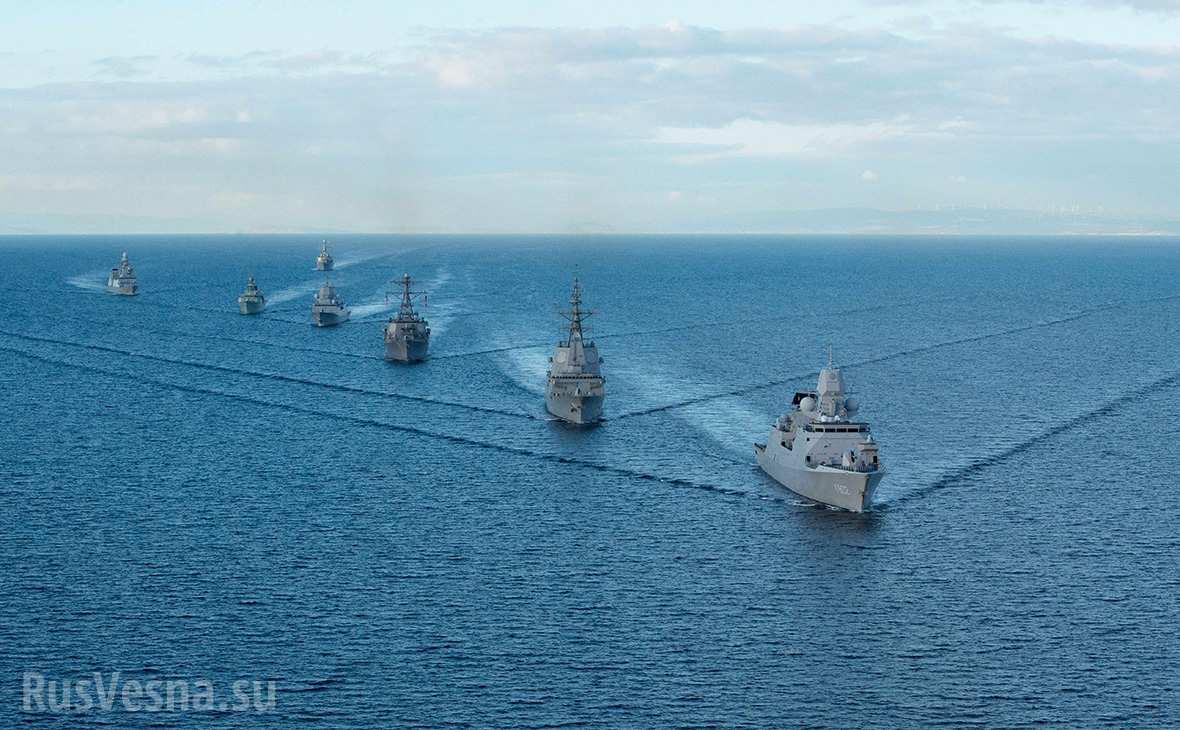 «Решили красной тряпкой Москву дразнить»: к чему могут привести попытки США усилить присутствие в Чёрном море