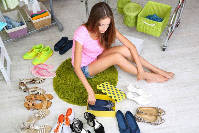 Разные виды обуви: почему их важно носить по очереди