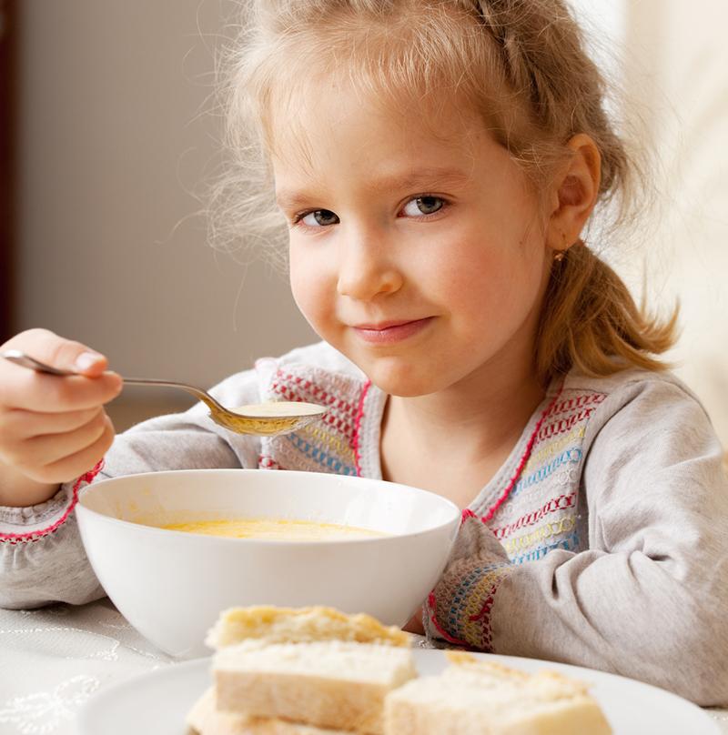 Рецепт супа из куриных гребешков