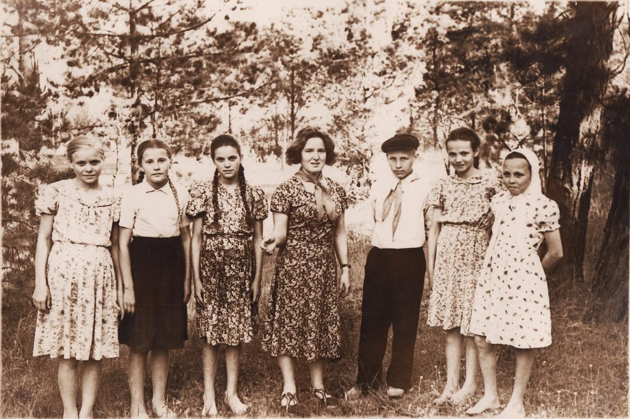 Рассказ в пионерском лагере 12 фотография