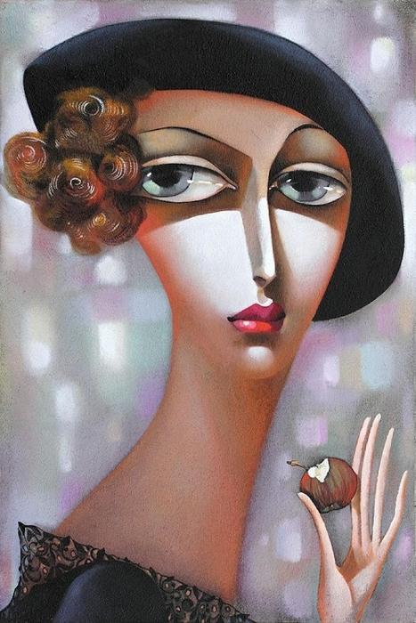 Ira Tsantekidou by Catherine La Rose (10) (467x700, 264Kb)