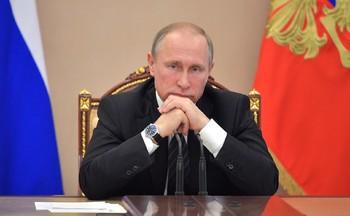 Путин напомнил главе Удмуртии о праве россиян на протест
