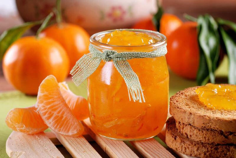 Рецепт ароматного варенья из мандаринов