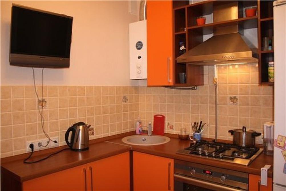 дизайн кухни 6 кв.м в хрущевке фото
