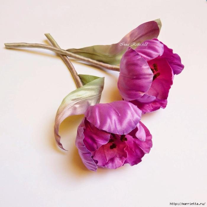 Цветы из шелка от Inna Rothschild (22) (700x700, 204Kb)