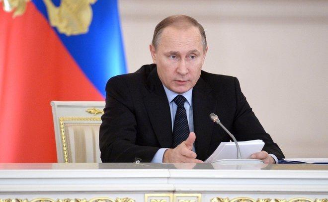 Путин: РФ зарегистрировала лекарство от лихорадки Эбола