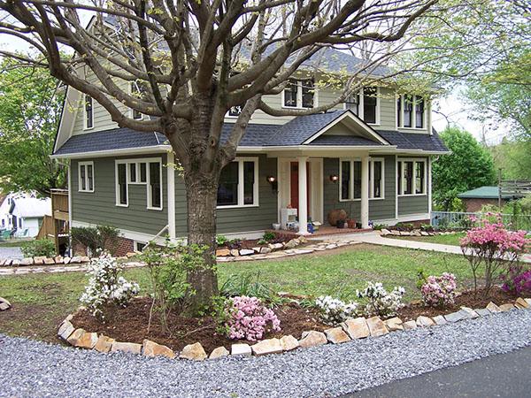 Гравийный сад: ухоженные клумбы без постоянных забот.