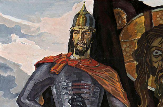 Александр Невский: воин, дипломат, монах