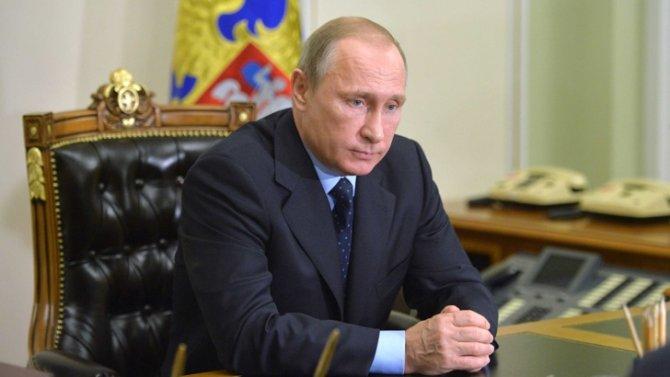 Путин жестко осек Кэмерона