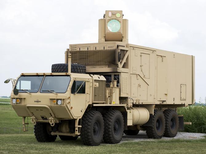 Россия презентует миру лазерное и ускорительное оружие