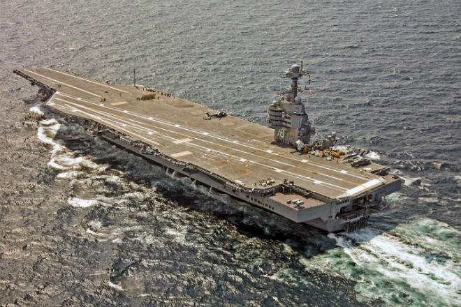 5 опасных авианосцев, которые строятся прямо сейчас