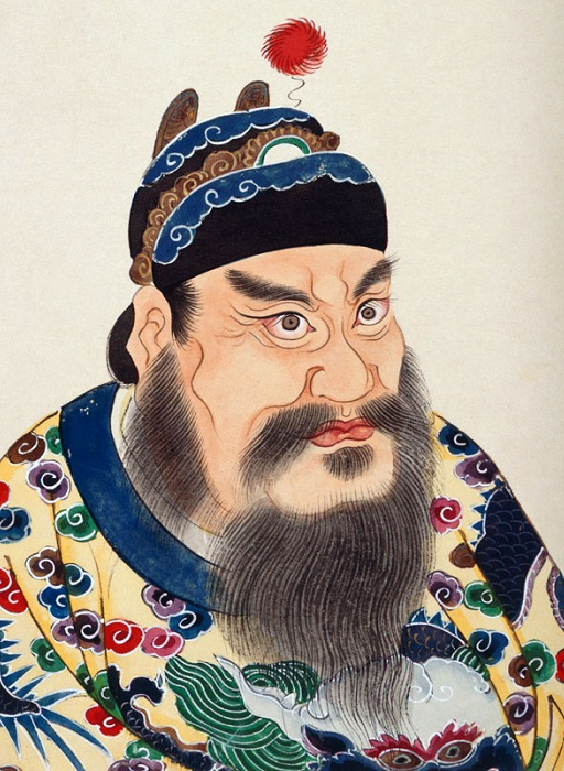 the first emperor of china qin