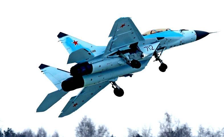 Впечатляющие возможности новейшего истребителя МиГ-35