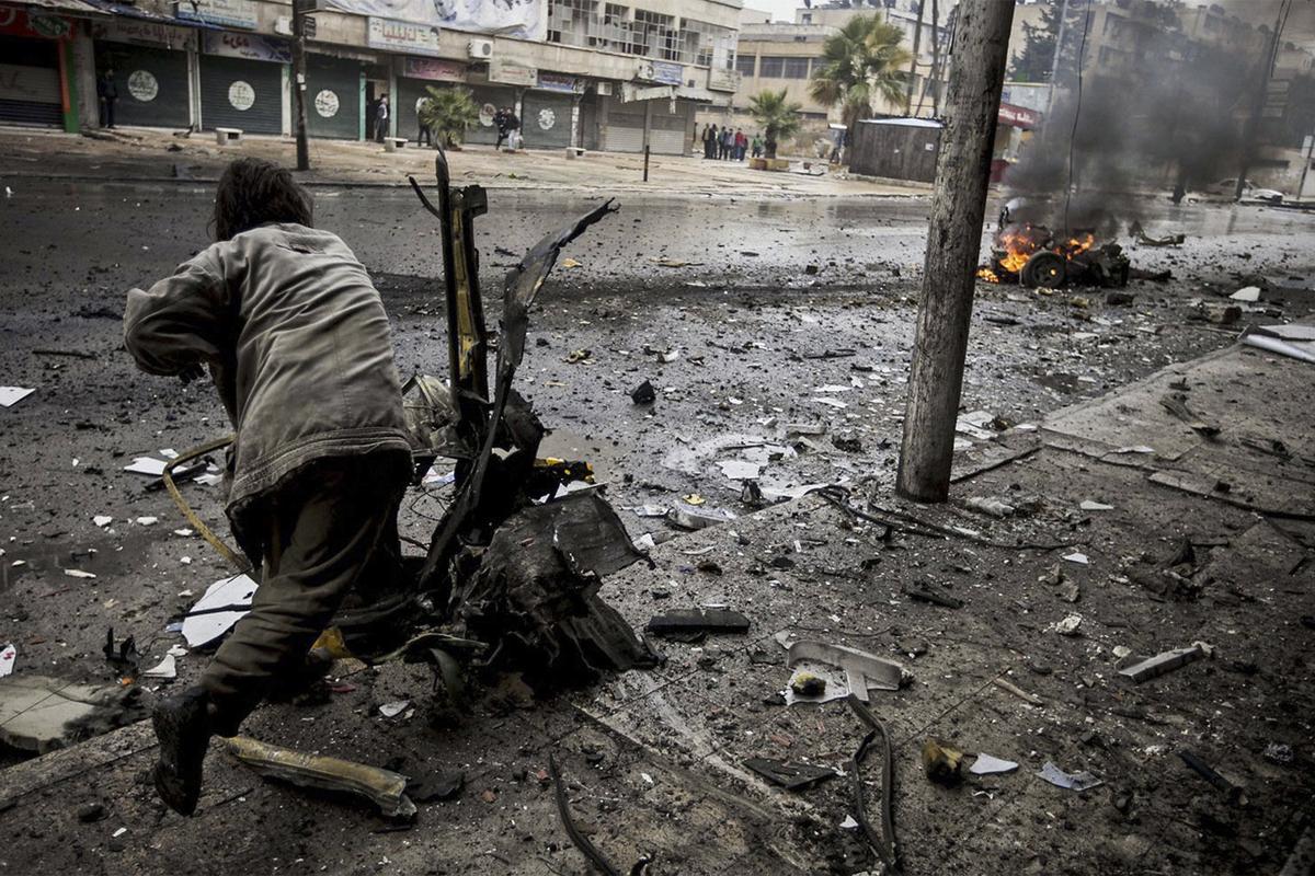Целясь в Асада и Сирию, США стреляют в Путина и Россию