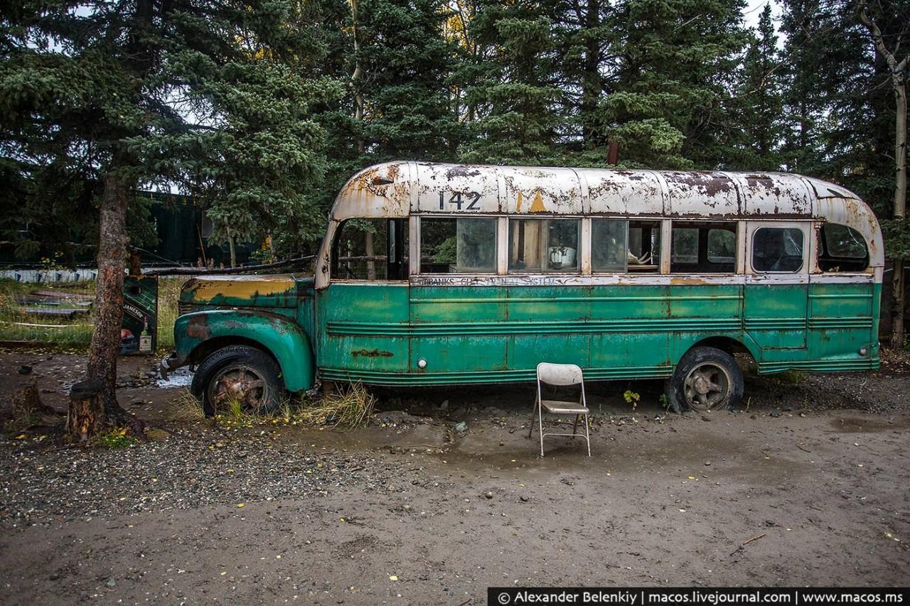 Дети адвокатов и банкиров бегут на Аляску из тепличных условий, чтобы выживать