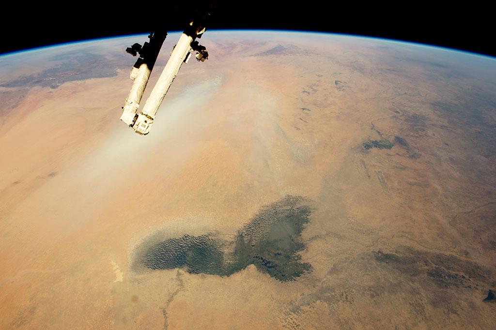 Лучшие фото Земли из космоса от богатейшего космического агентства мира