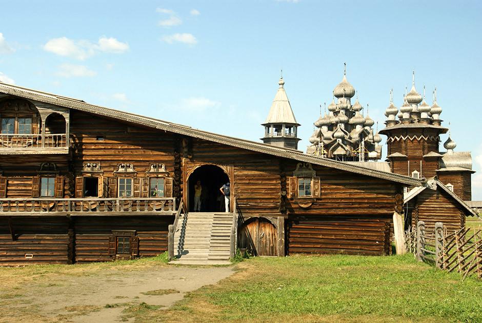 Кижи интересные места, россия, север, факты