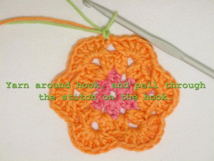 Африканский цветок. МК+куча идей!