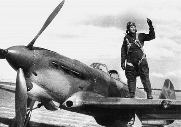 Иван Калабушкин: как советский летчик сбил 5 немецких самолетов в первый день войны