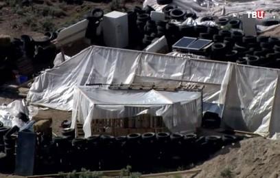 Детей из найденного в пустыне лагеря в США готовили к убийствам