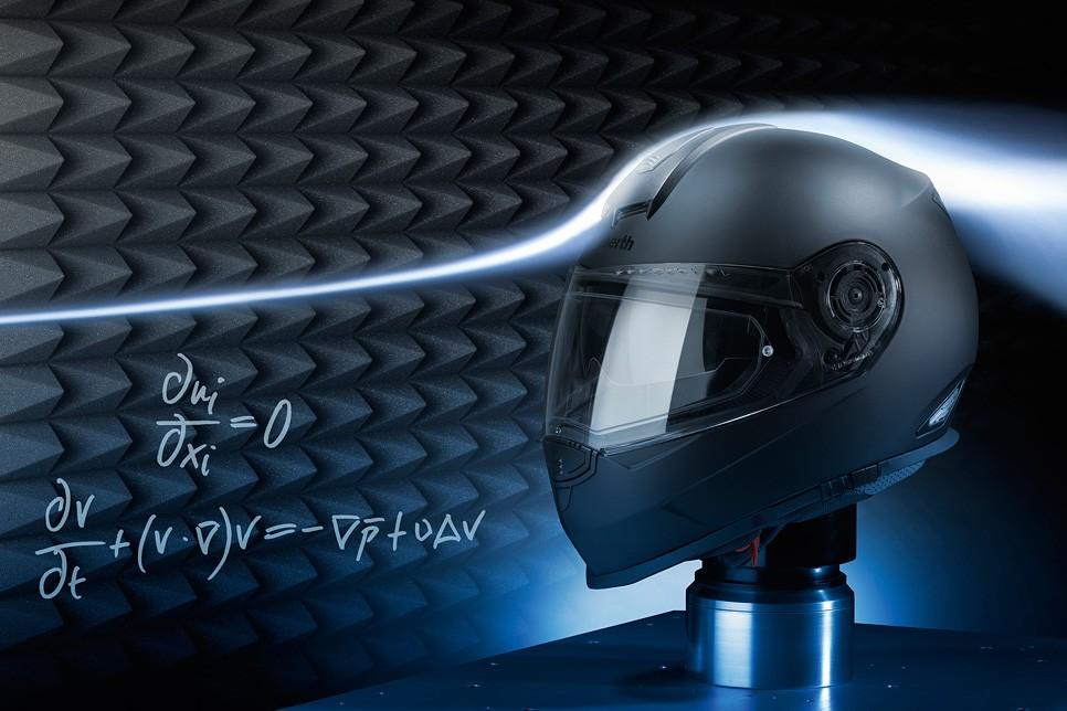 Компания Schuberth открыла аэродинамический тоннель в Магдебуре