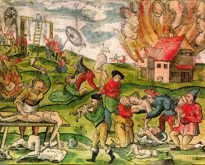Крестовые походы - один из мрачных моментов в истории христианства.