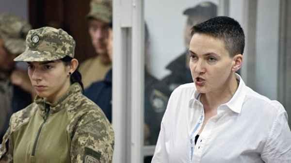 Давно пора: Савченко посоветовала ЕС ввести санкции против киевских властей