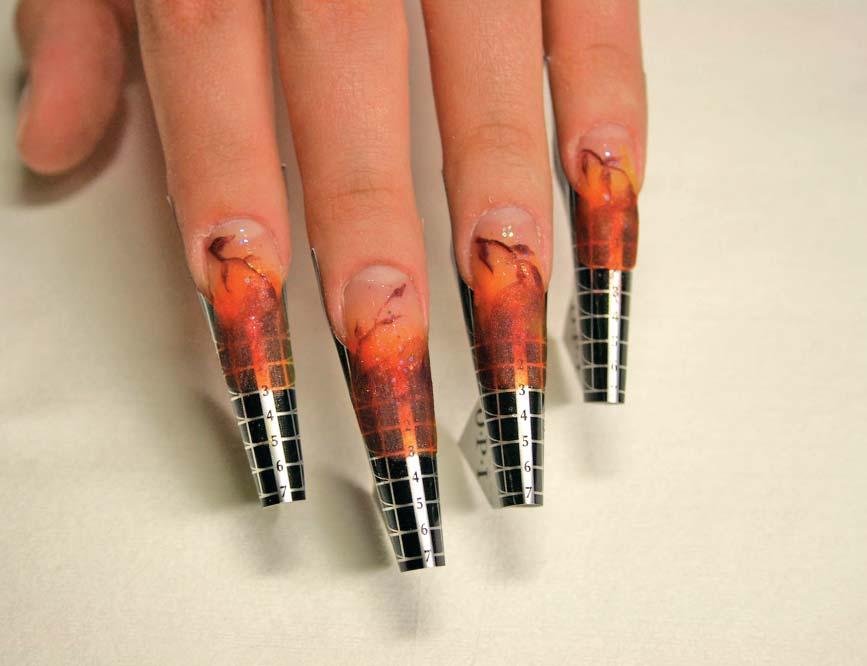 наращивание ногтей гелем с фото прямо сейчас или