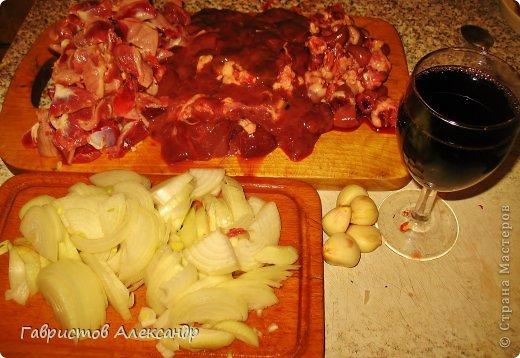 Грузинское блюдо кучмачи рецепт