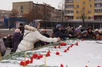 В Екатеринбурге помянули воинов, павших за Отечество