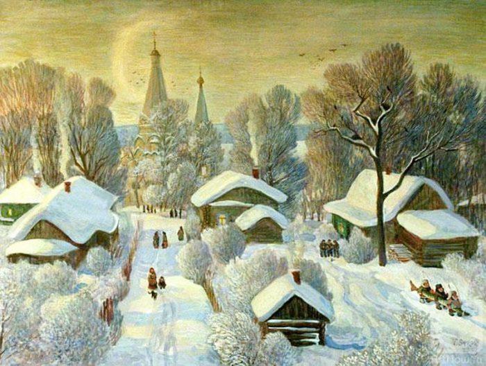 художник Валерий Сыров картины - 06