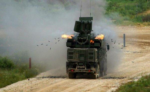 Израиль уничтожил ЗРПК «Панц…