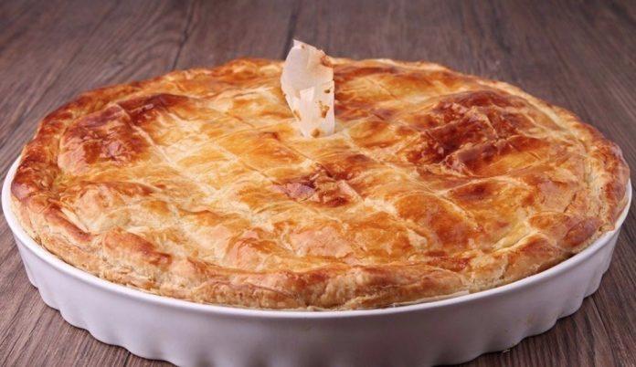 Очень простой и полезный пирог с капустой «Бомбочка»