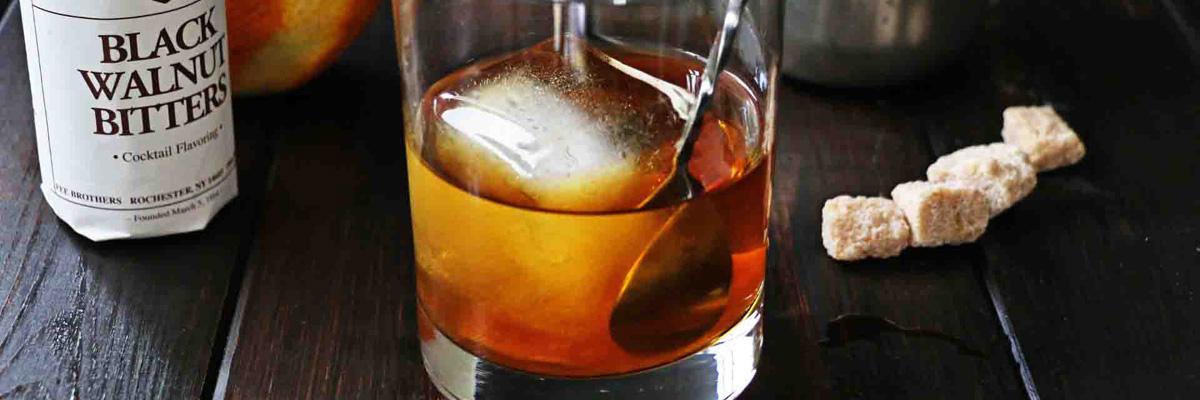 Все, что нужно для идеального коктейля Old Fashioned