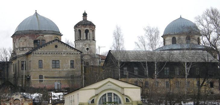 Воскресенский Новоторжский монастырь