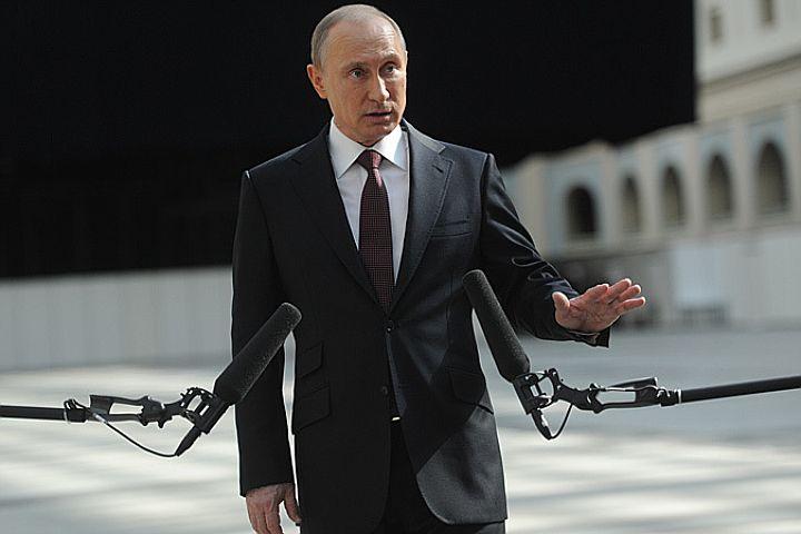 Владимир Путин тактично поставил премьера Канады на место