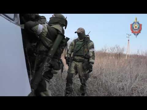 В ЛНР обнаружили схрон с боеприпасами украинской ДРГ