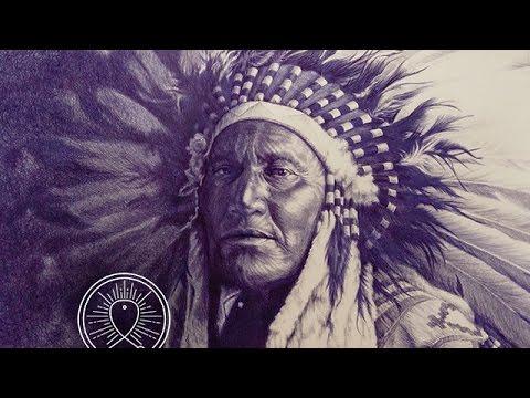 Native American Indian Meditation Music: Shamanic Flute Music, Healing Music
