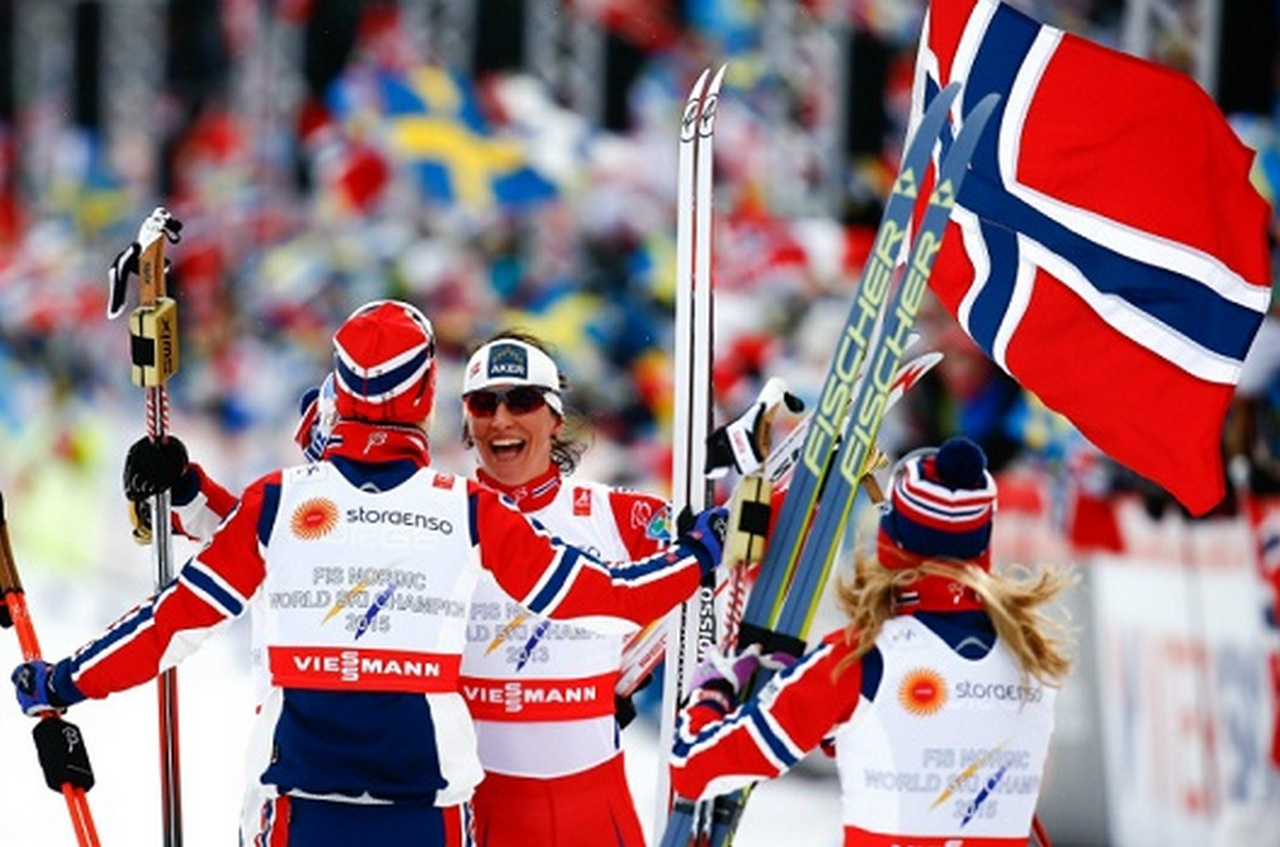 Норвежский лыжник-астматик Эрик Юхансен на Олимпиаде в Пхёнчхане