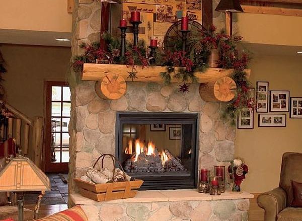Декоративные елки на новый год