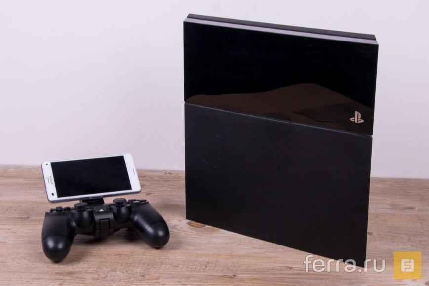 Как подключить смартфон или планшет Sony к PlayStation 4