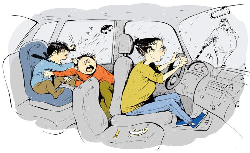 Веселые иллюстрации о нашей жизни  иллюстрации, картинки, смешно