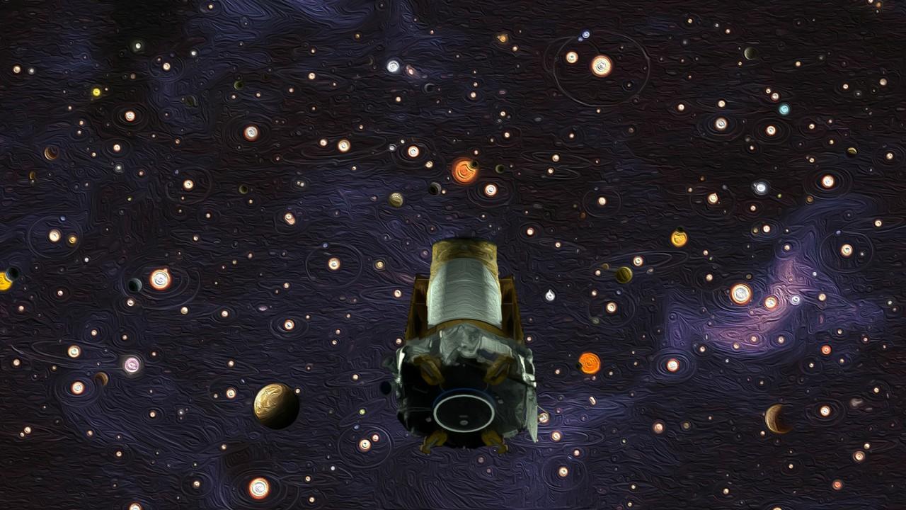 Космический телескоп «Кеплер» прекратил работу