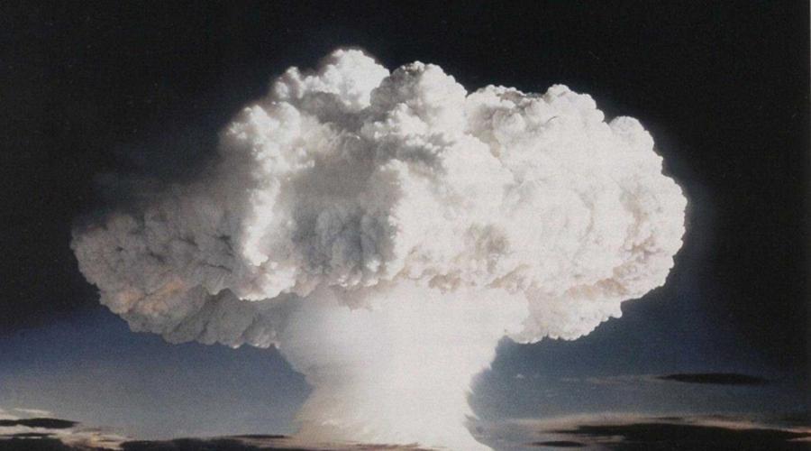 Самые мощные ядерные взрывы
