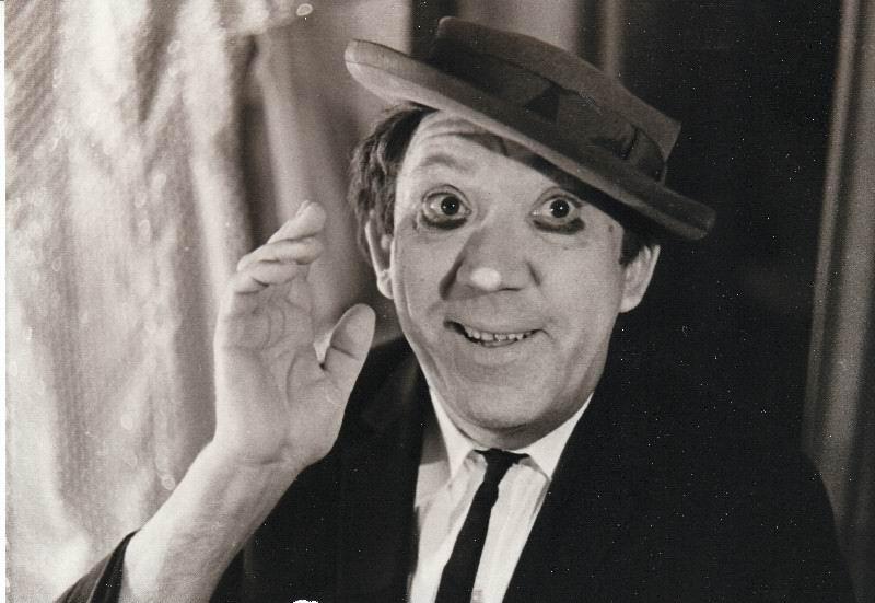 Юрий Никулин. Цирковая колыбельная. 1962 год