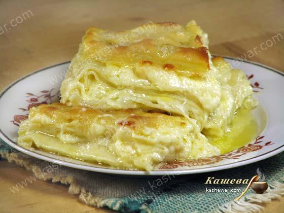 Ачма – рецепт с фото, грузинская кухня