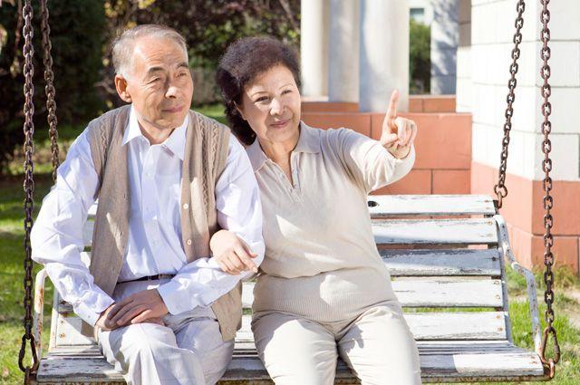 Счастливая старость: Китай п…