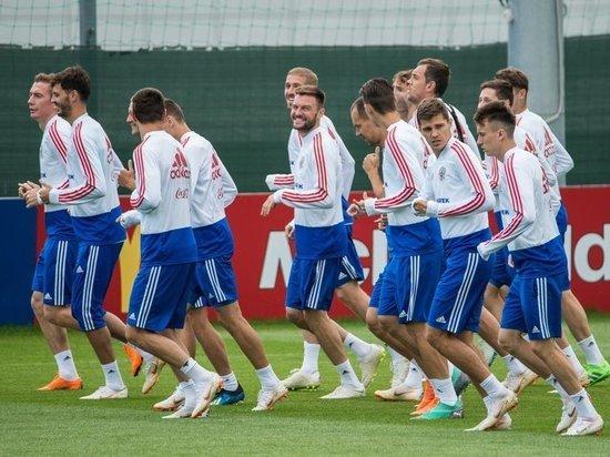Россияне «раскрыли» заговор впреддверии матча сХорватией