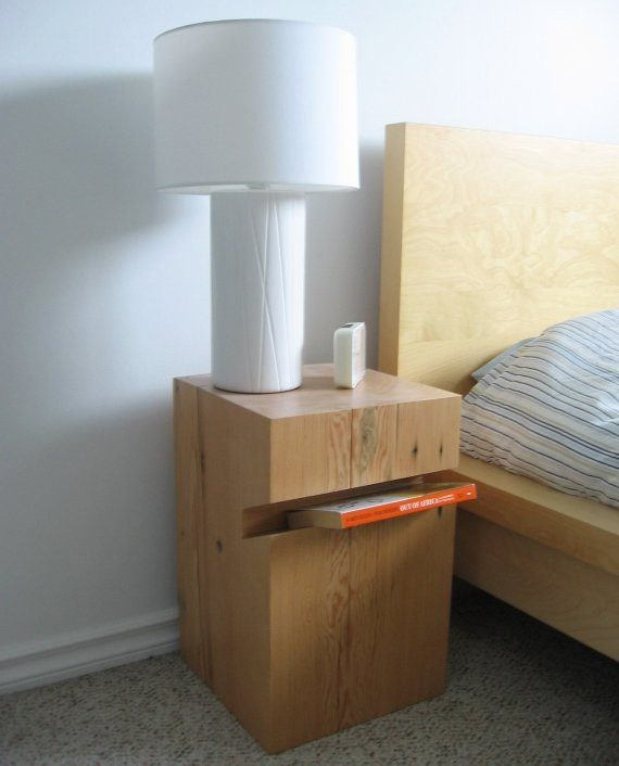 20 прикроватных столиков из того, что под рукой